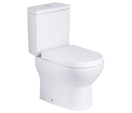 Pack de wc con salida vertical Sensea NEW RODAS