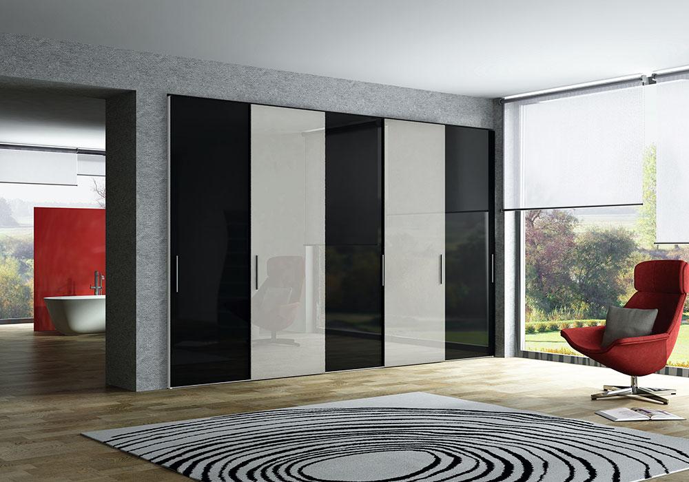 armarios-empotrados-luxe-blanco-negro