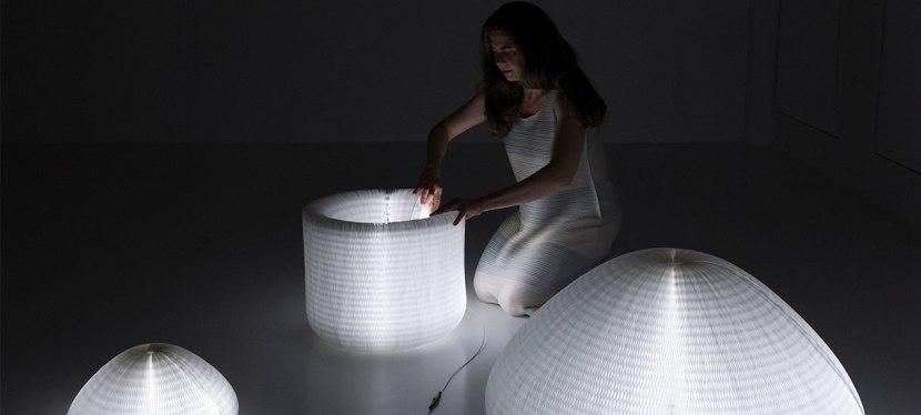 Diseño de luz suave de Urchin por Stephanie Forsythe + ToddMacAllen