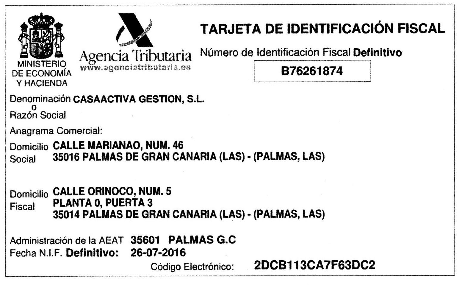 22-01-19 TARJETA IDENTIFICACIÓN FISCAL