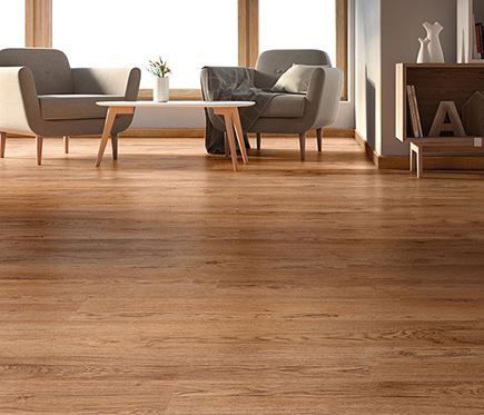 Suelo laminado color natural 10 mm