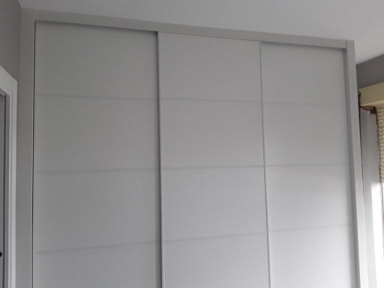 5) Armarios dormitorios
