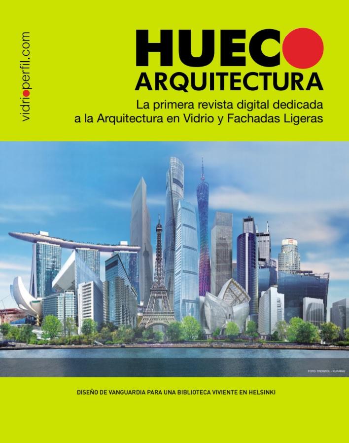 hueco arquitectura