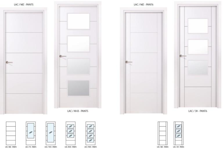 puertas norma 3